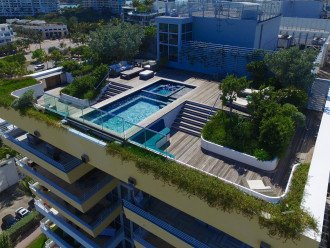 Bentley Beach Club | Exclusive Beachfront Penthouse + Rooftop Pool