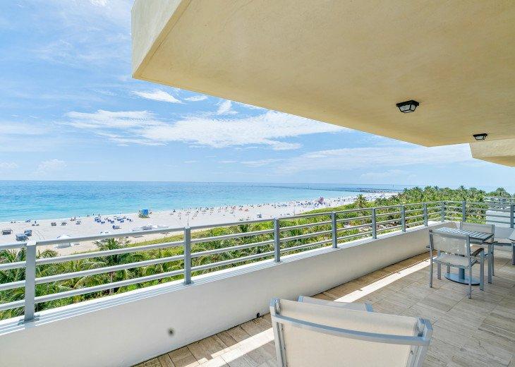 Bentley Beach Club | Oceanfront Luxury Two Bedroom Apartment #1