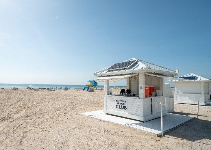 Bentley Beach Club | Oceanfront Luxury One Bedroom Apartment #1