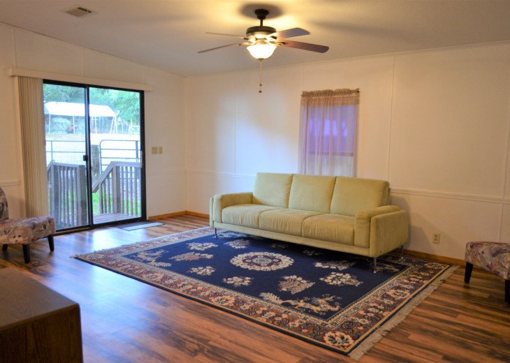Spacious Country Mobile Home (Ready for Clean and Neat Vacationers) #1