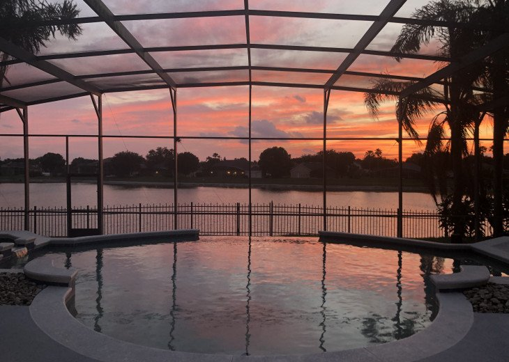 Stunning sunset!!