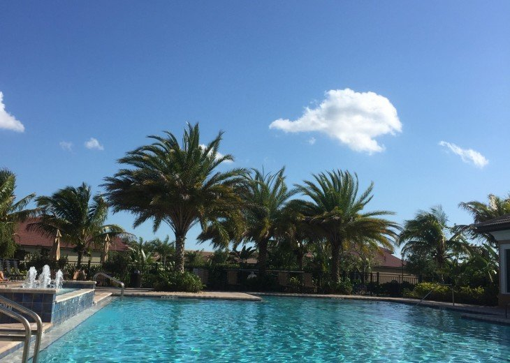 Spectacular Community Pool