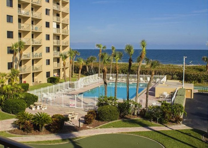 Direct Oceanfront 3/2 with Master Balcony (CT310) #1
