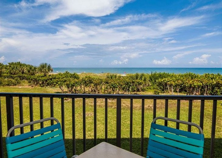 SPECIAL $79.00 PER NIGHT Direct Oceanfront 2B/2B with Furnished Balcony (CW205) #1