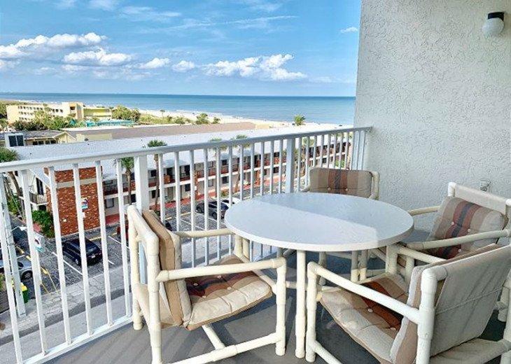SPECIAL $79.00 PER NIGHT- 2B/2B with 6th Floor Coastline View! SC600 #1