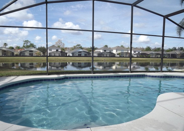 Beautiful Lake View Villa With Private Pool And Games Room #1