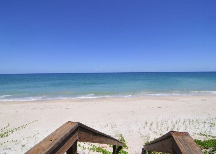 Oceanfront Bungalow - Four bedroom pool home with panoramic views of Atlanticc #1