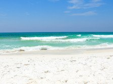 Just 2 min walk from the breach with a Private Beach Access Condo. #1