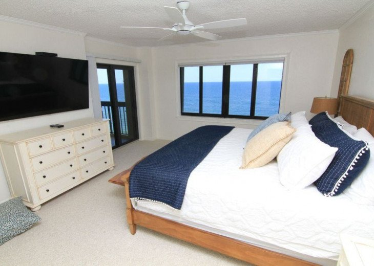 10th Floor Penthouse, Updated New Listing at The Ormondy, No-Drive Beach Sleeps #1