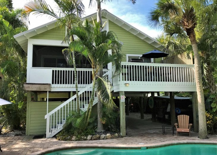 Tranquil Retreat, Heated Private Pool, Easy Walk to Beach, Bay #1