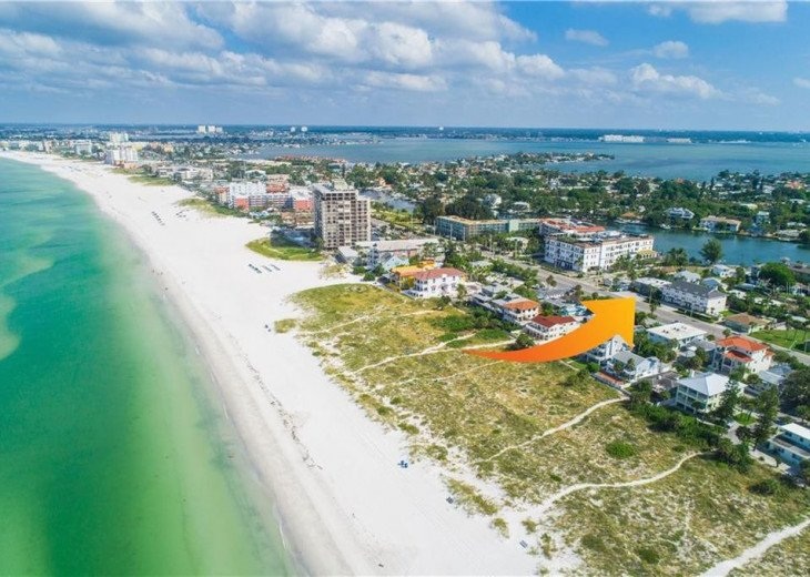 IDEAL LOCATION ! Directly across the street from the private beach #1