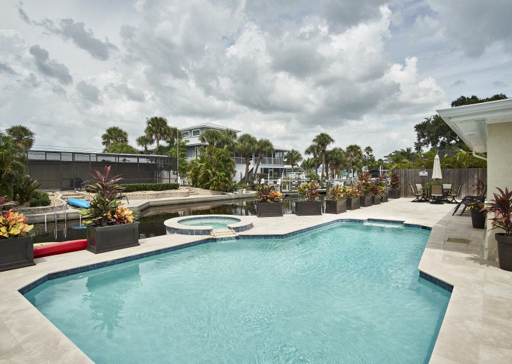 Luxury Village Canal Home with Heated Pool & Spa #1