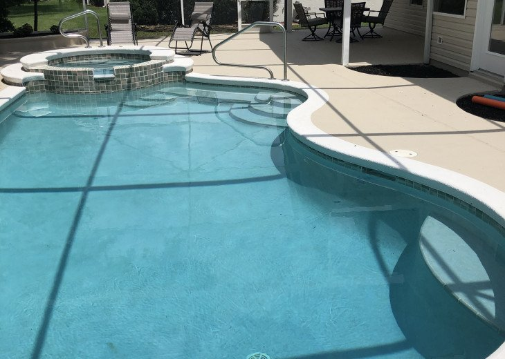 3/2 Villages Newly Renovated Pool Home #1