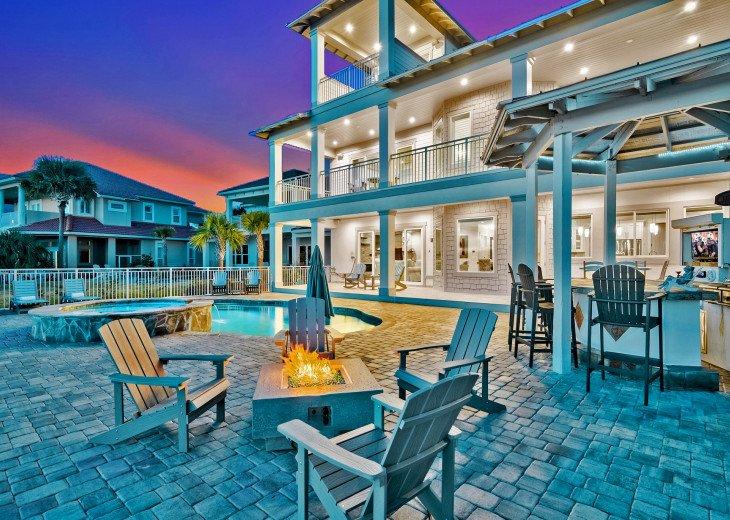 Sundancer. Sundancer   Waterfront Mansion   Hot Tub & Pool   Golf Cart #1