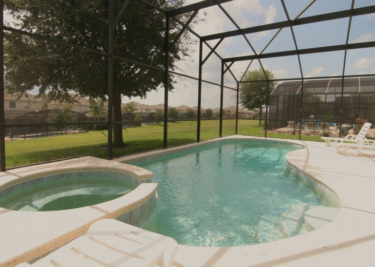 Private Pool with SPA, Club house, WiFi, Game Room, 3 Miles To Disney #1