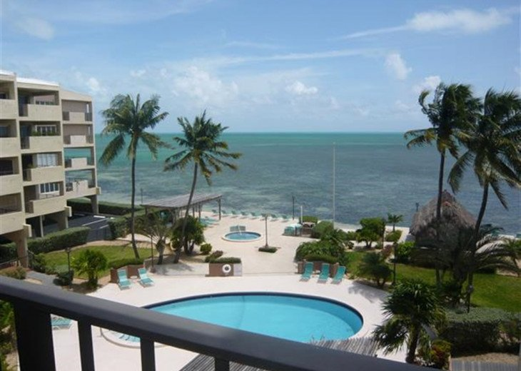 PALMS 405 - Gorgeous Remodeled 2 Bedroom Condo with Ocean Views #1