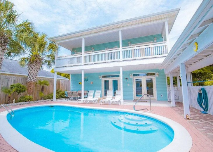 Bella Beach House BRAND NEW to the Rental Market! 5BR 5.5 BA, Sleeps 20 #1
