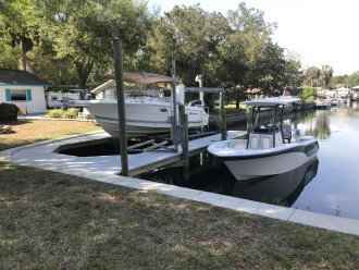 Sonny Springs on the Homosassa River - Waterfront Paradise! Monthly Discounts!
