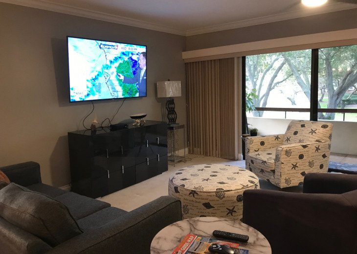 Luxurious 2 bed, 2 bath condo for rent in Innisbrook Golf and Spa Resort #1