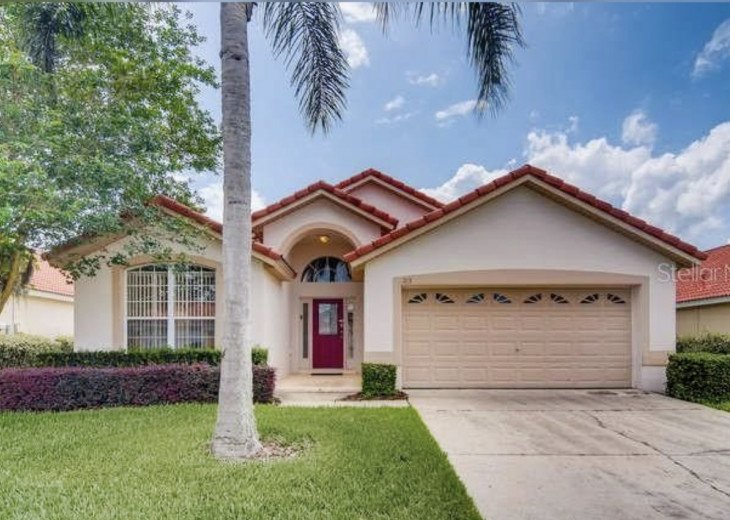 Private 4 BDRM Home in Solana Resort with Pool-15 Min to Disney #1