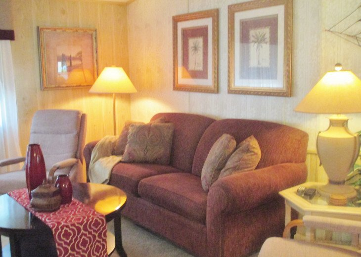 2 BEDROOM 2 BATH HOME WITH GOLF CART IN THE VILLAGES, FL #1
