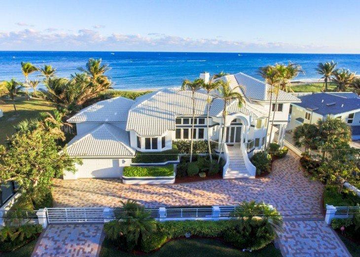 Ocean Bay Luxury Beach House -- 7 Bedroom Estate on 100 feet of Oceanfront #1