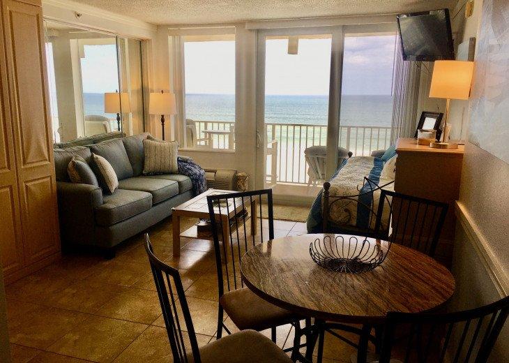 Direct Oceanfront Studio with Balcony #1
