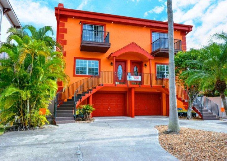 Deluxe 6-Bedroom Siesta Key Townhouse Vacation Rental - With Heated Pool #1