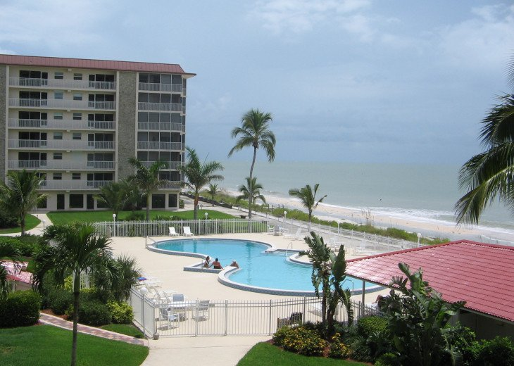 "BONITA BEACH CLUB ""A"" Building - Amazing Gulf Views!!! #1"