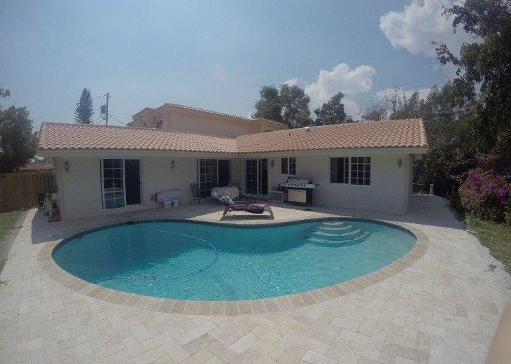 3 Bedroom House Rental In Fort Lauderdale Fl Fort Lauderdale Waterfront Villa