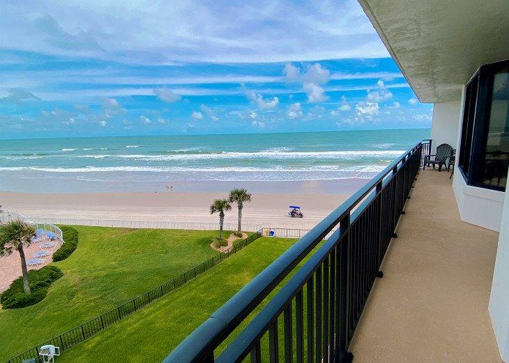 Renovated Beachfront/Ocean View Condo #1