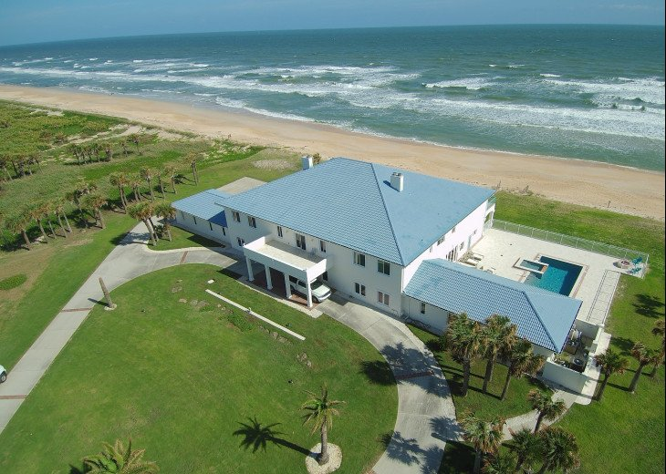 Mansion on the Beach, Private Pool, In-door Hot Tub #1