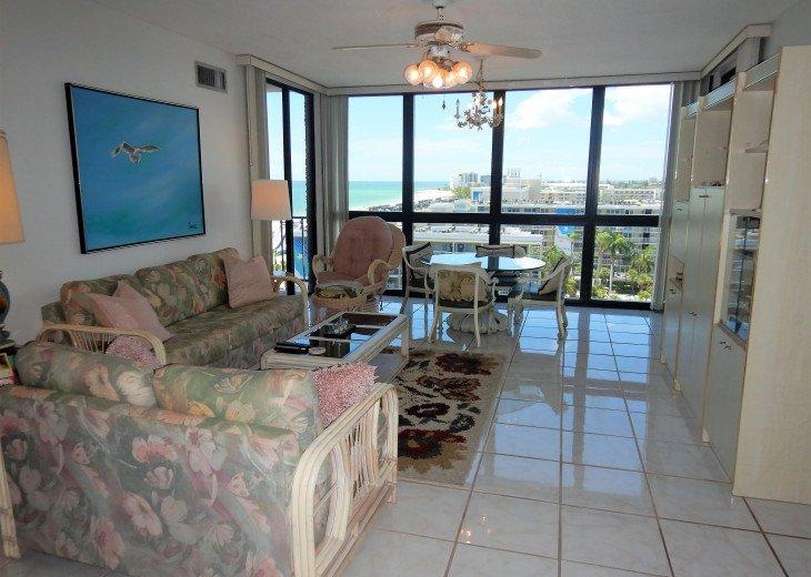 St. Pete Beach Gulf View Condo #1