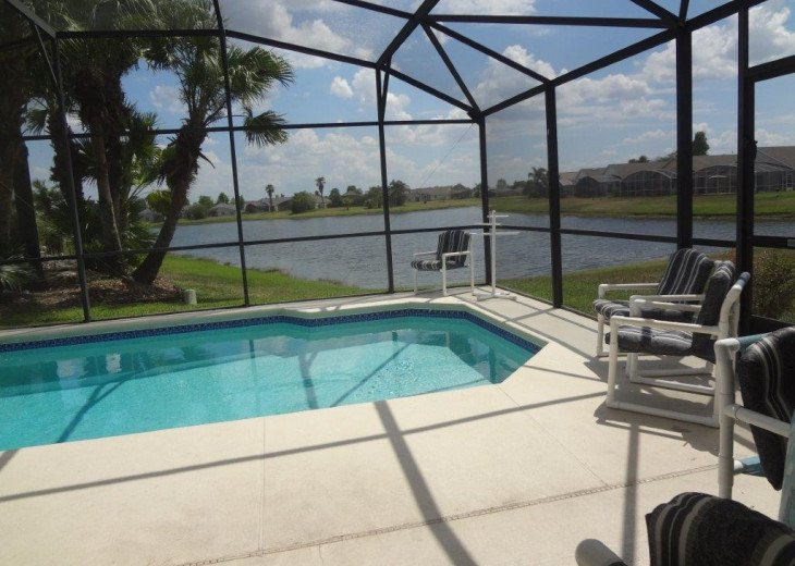 SOUTH FACING POOL/ COME AND RELAX #1