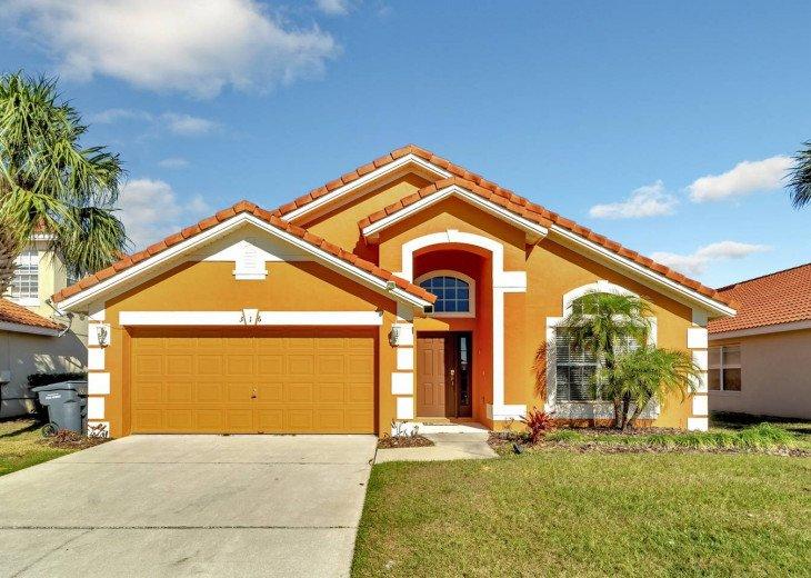 5 Br vacation home in Aviana with no rear neighbors! Near to Disney! #1