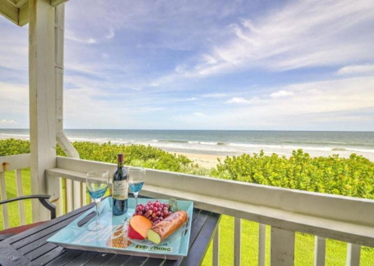 Oceanfront Luxury Townhome in Heart of Melbourne Beach #1